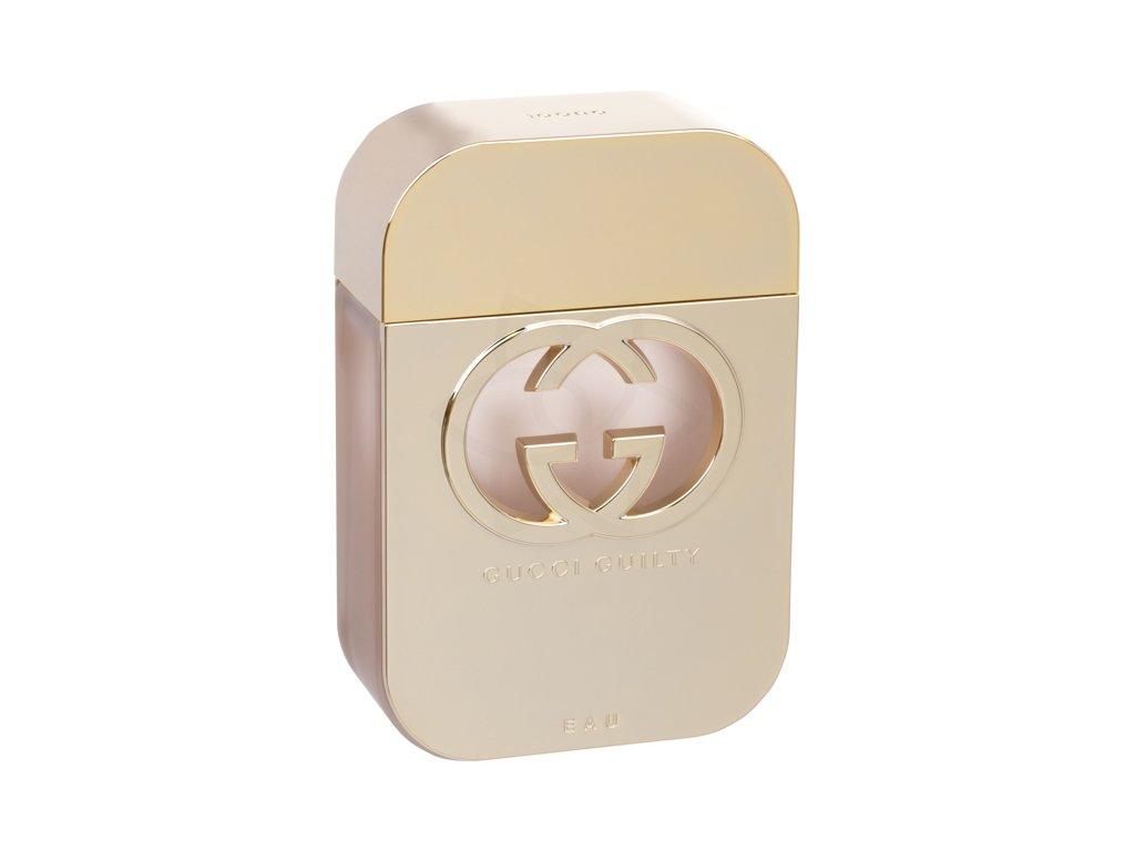 8dd0e0459 Toaletní voda Gucci Gucci Guilty Eau 75 ml poškozená krabička