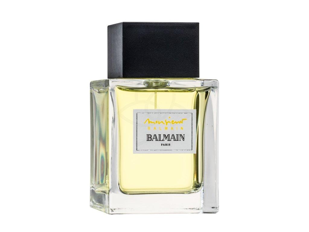 2d27631b Toaletní voda Balmain Monsieur Balmain 100 ml poškozená krabička