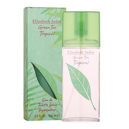 Elizabeth Arden Green Tea Tropical toaletní voda 100 ml pro ženy