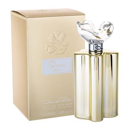 Oscar de la Renta Oscar Gold parfémovaná voda 200 ml pro ženy
