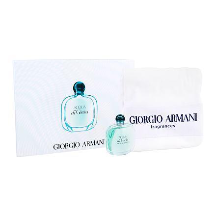 Giorgio Armani Acqua di Gioia sada parfémovaná voda 100 ml + ručník pro ženy