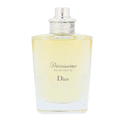 Christian Dior Les Creations de Monsieur Dior Diorissimo toaletní voda 100 ml Tester pro ženy