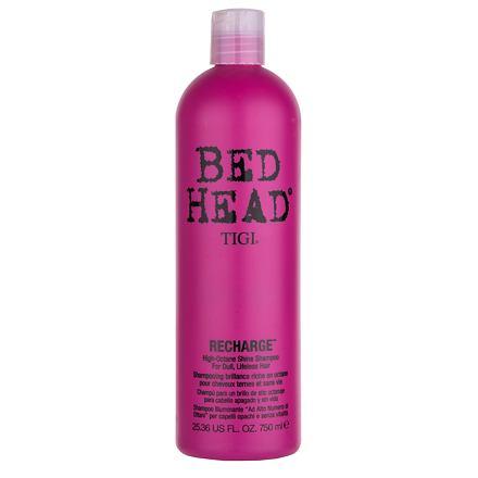 Tigi Bed Head Recharge šampon pro lesk a oživení vlasů 750 ml pro ženy