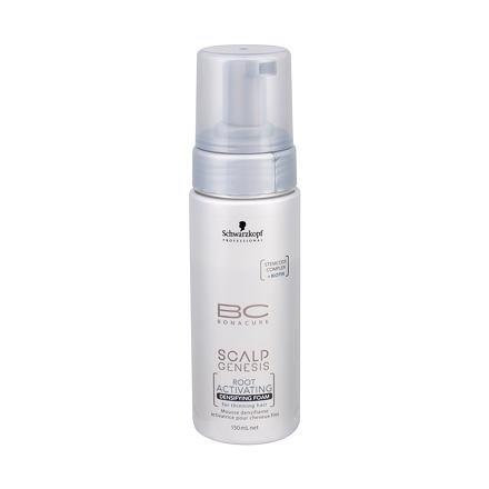 Schwarzkopf BC Bonacure Scalp Genesis Root Activating Foam pěna pro aktivaci růstu vlasů 150 ml pro ženy