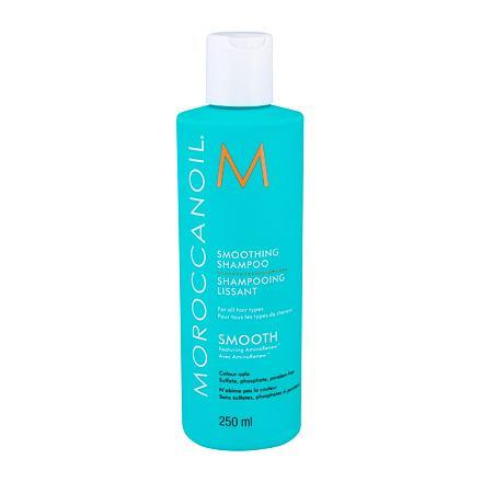 Moroccanoil Smooth šampon pro uhlazení vlasů 250 ml pro ženy