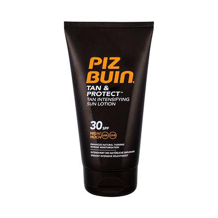 PIZ BUIN Tan & Protect Tan Intensifying Sun Lotion opalovací mléko zvýrazňující opálení SPF30 150 ml pro ženy