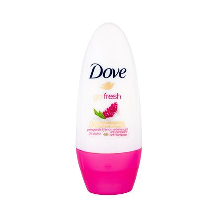 Dove Go Fresh Pomegranate antiperspirant bez alkoholu 50 ml pro ženy