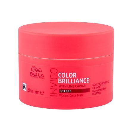 Wella Invigo Color Brilliance maska na barvené hrubé vlasy 150 ml pro ženy