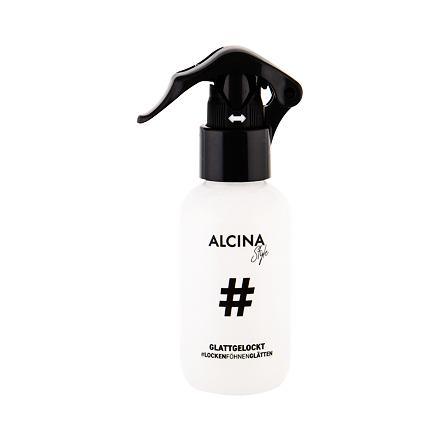 ALCINA #Alcina Style Smooth Curls Styling Spray stylingový sprej pro hladké vlny 100 ml pro ženy