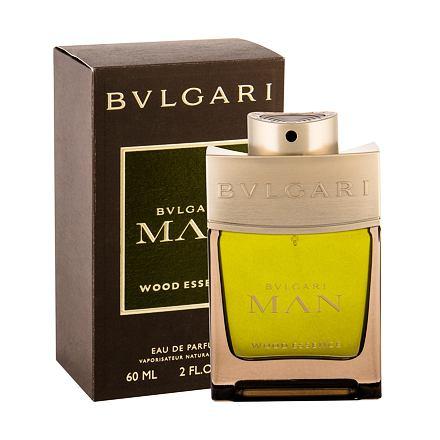 Bvlgari MAN Wood Essence parfémovaná voda 60 ml pro muže