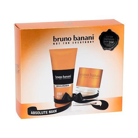 Bruno Banani Absolute Man 30 ml sada toaletní voda 30 ml + sprchový gel 50 ml pro muže