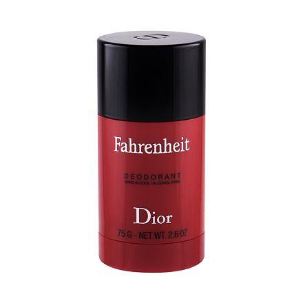 Christian Dior Fahrenheit deostick 75 ml pro muže