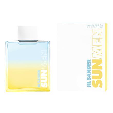 Jil Sander Sun Men Summer Edition 2020 toaletní voda 125 ml pro muže
