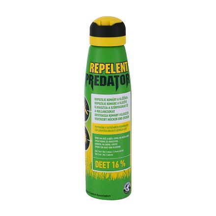 PREDATOR Repelent Deet 16% vysoce efektivní repelent 150 ml