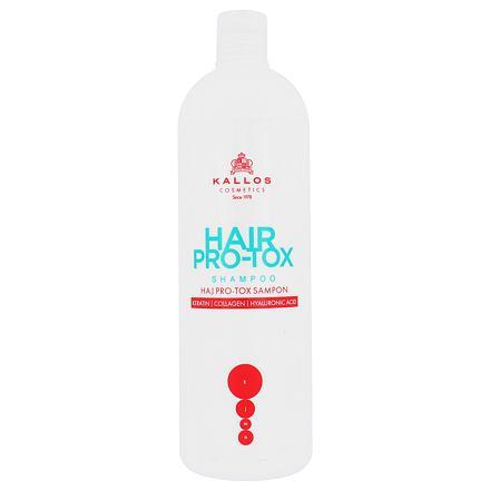 Kallos Cosmetics Hair Pro-Tox šampon pro suché a poškozené vlasy 1000 ml pro ženy