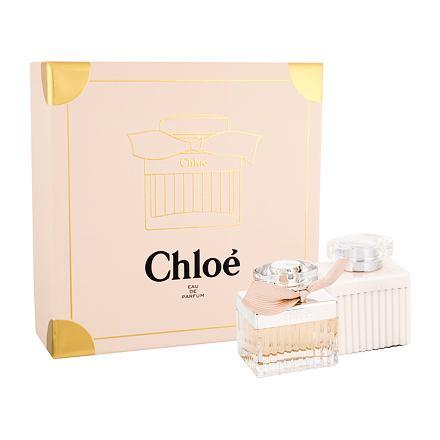 Chloe Chloe sada parfémovaná voda 50 ml + tělové mléko 100 ml pro ženy