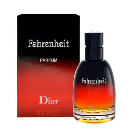 Christian Dior Fahrenheit Le Parfum parfém 75 ml Tester pro muže