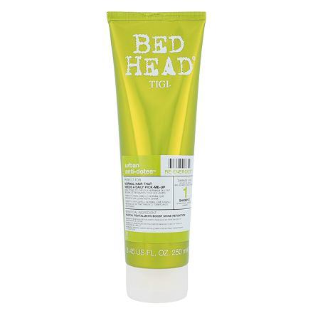 Tigi Bed Head Re-Energize revitalizující šampon pro unavené vlasy 250 ml pro ženy