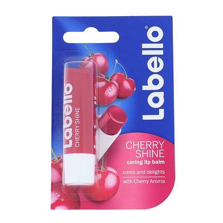 Labello Cherry Shine balzám na rty s jemným zbarvením 5,5 ml