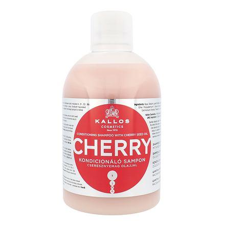 Kallos Cosmetics Cherry hydratační šampon pro suché vlasy 1000 ml pro ženy