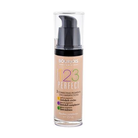BOURJOIS Paris 123 Perfect dlouhotrvající make-up 30 ml odstín 52 Vanille