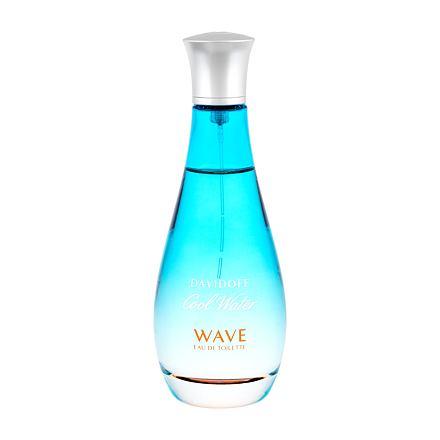 Davidoff Cool Water Wave toaletní voda 100 ml pro ženy