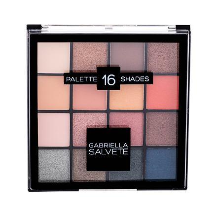 Obrázek Gabriella Salvete Palette 16 Shades Oční stín 20,8 g