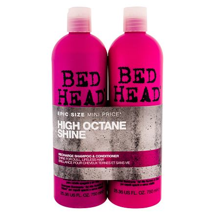 Tigi Bed Head Recharge High Octane 750 ml sada šampon 750 ml + kondicinér 750 ml pro ženy