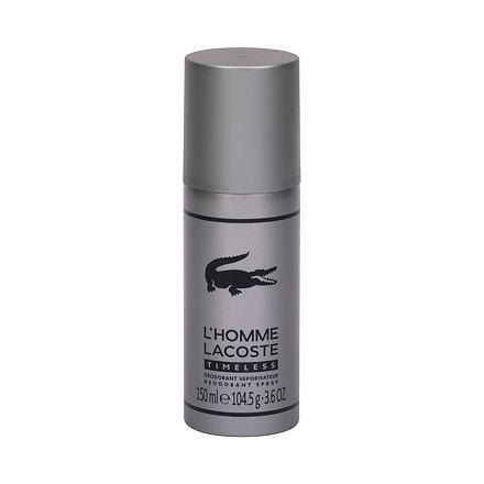 Lacoste L´Homme Lacoste Timeless deospray 150 ml pro muže