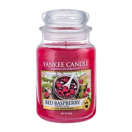 Yankee Candle Red Raspberry vonná svíčka 623 g