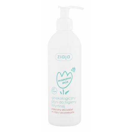 Ziaja Mamma Mia Intimate Hygiene Wash intimní gel pro hygienu těhotných a žen po porodu 300 ml pro ženy
