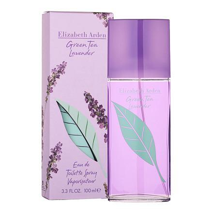 Elizabeth Arden Green Tea Lavender toaletní voda 100 ml pro ženy