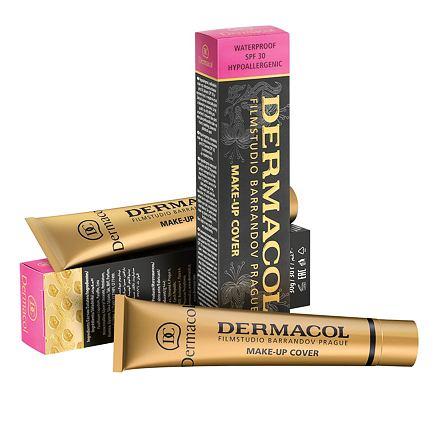 Dermacol Make-Up Cover SPF30 voděodolný extrémně krycí make-up 30 g odstín 213