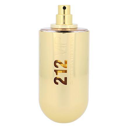 Carolina Herrera 212 VIP parfémovaná voda 80 ml Tester pro ženy