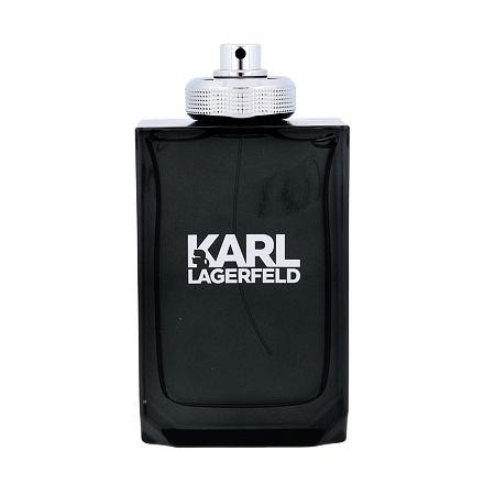 Karl Lagerfeld Karl Lagerfeld For Him toaletní voda 100 ml Tester pro muže