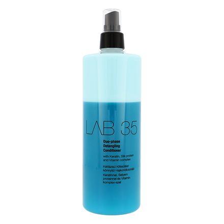 Kallos Cosmetics Lab 35 Duo-Phase Detangling kondicionér pro snadné rozčesávání 500 ml pro ženy