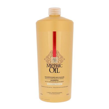 L´Oréal Professionnel Mythic Oil šampon pro nepoddajné vlasy 1000 ml pro ženy