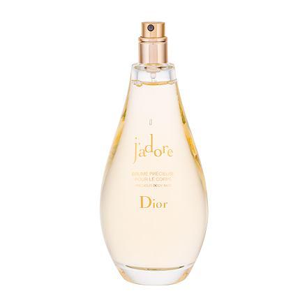 Christian Dior J´adore tělový závoj 100 ml Tester pro ženy