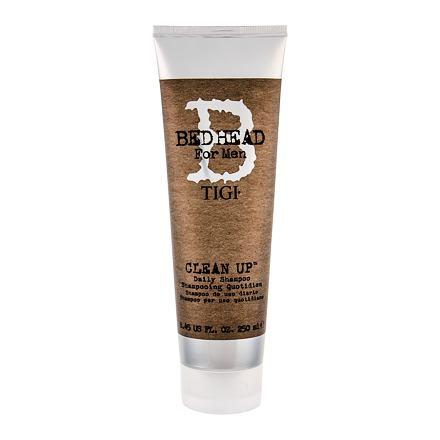 Tigi Bed Head Men Clean Up šampon pro každodenní použití 250 ml pro muže