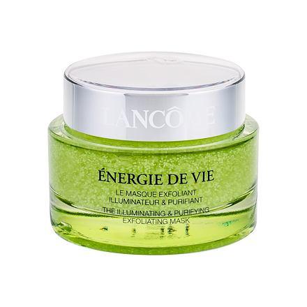 Lancôme Énergie De Vie Exfoliating Mask čisticí pleťová maska 75 ml Tester pro ženy