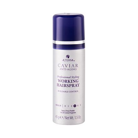 Alterna Caviar Anti-Aging Working Hairspray lak pro střední fixaci vlasů 43 g pro ženy