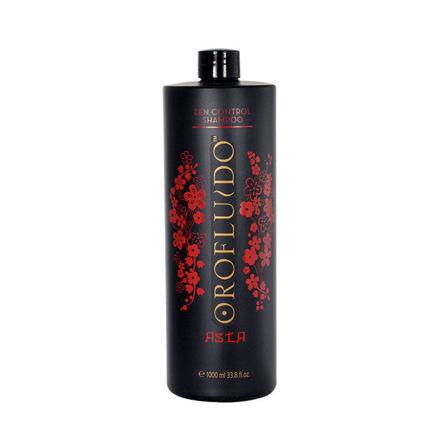 Orofluido Asia Zen šampon pro nepoddajné a krepaté vlasy 1000 ml pro ženy