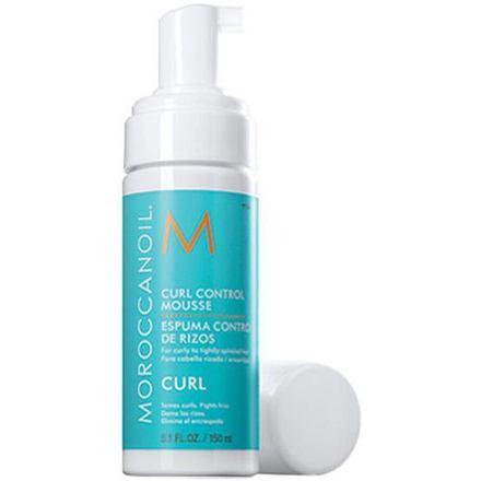 Moroccanoil Curl Curl Control Mousse tvarující pěna pro vlnité vlasy 150 ml pro ženy