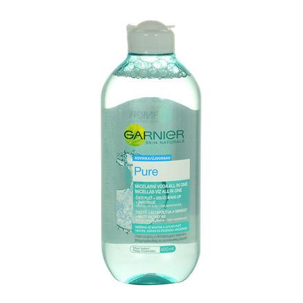 Garnier Pure All In One micelární voda na smíšenou pleť 400 ml pro ženy