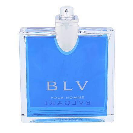 Bvlgari BLV Pour Homme toaletní voda 100 ml Tester pro muže