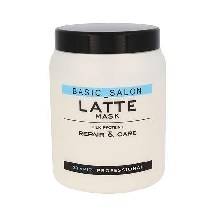 Stapiz Basic Salon Latte maska pro všechny typy vlasů 1000 ml pro ženy