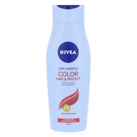Nivea Color Protect Care šampon na barvené vlasy 400 ml pro ženy