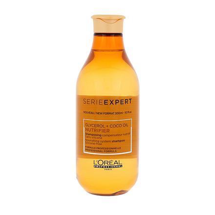 L´Oréal Professionnel Série Expert Nutrifier šampon pro suché a poškozené vlasy 300 ml pro ženy