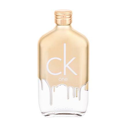Calvin Klein CK One Gold toaletní voda 50 ml unisex
