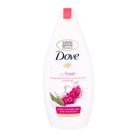 Dove Go Fresh Pomegranate osvěžující sprchový gel 500 ml pro ženy